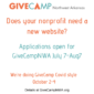 REVISED Signup for GiveCamp